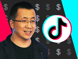 Meet TikTok billionaire Zhang Yiming, who made $12 billion in 2018 ...