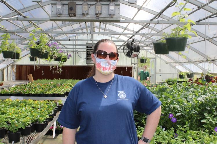 cherokee high school agriculture teacher